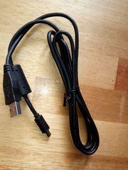 USB Ladekabel für Traveller Kameras