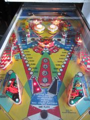 Flipper Pinball Williams Grand Prix