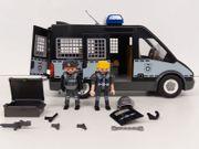 Playmobil Polizei Einsatzfahrzeug kpl