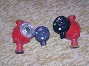 Grundfos-Alpha2-Pumpen -