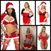 sexy Weihnachts-Kostüme -Outfits