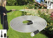 Gartenschlauch Metallschlauch Wasserschlauch Schlauch Bewässerung