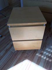 Ikea nachttisch malm  Ikea Malm Nachttisch - Haushalt & Möbel - gebraucht und neu kaufen ...