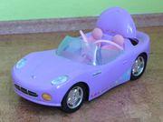 Spielzeugauto Cabrio mit