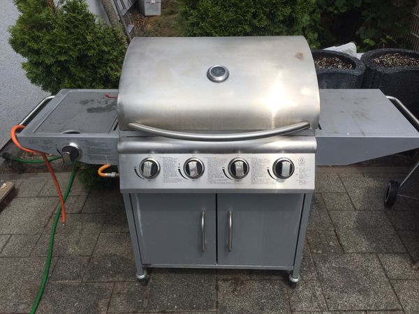 Enders Gasgrill Haube : Enders kansas sik profi turbo simple clean grill vorteile