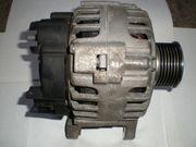 Lichtmaschine Valeo 12V 90 Ah