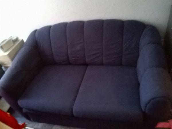 Sofa Schlafsofa Couch Schlafcouch Wohnzimmer In Hamburg Polster