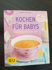 Buch Kochen für Babys