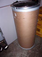 Pappcontainer rund