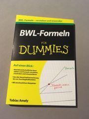 BWL-Formeln für