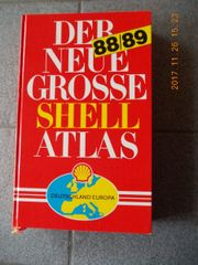 Shell Atlas 1988/