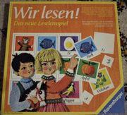 Wir lesen Lernspiel von Ravensburger