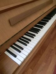 Klavier der Traditionsmarke Sauter