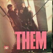 Schallplatte Them Van Morrison