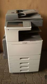 Farblaserdrucker Lexmark XS950DE unter 100000