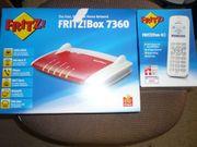 FRITZ BOX 7360 Schnurlostelefon