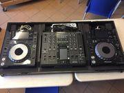 PIONEER CDJ 2000 NXS DJM