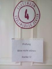 Deutsch C1 / German