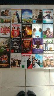 diverse DVD Filme