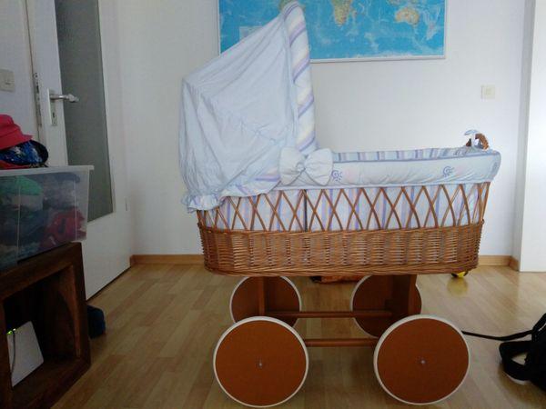 Wiege bollerwagen fabimax in unterschleißheim wiegen babybetten