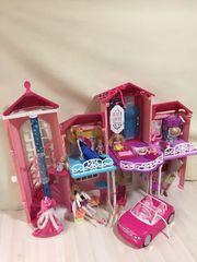 Barbie Traumhausvilla