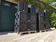 Musikanlage PA-Anlage