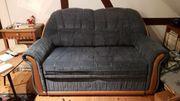 Sofa Couch mit Schlaffunktion 1