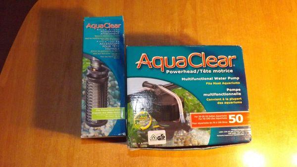 Verkaufe Aqua Clear 50 Powerhead