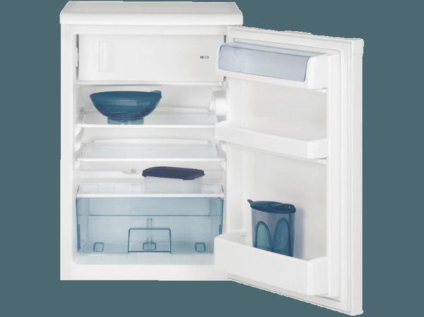 Kühlschrank Hoch : Kühlschrank beko tse 1283 139 kwh jahr a 840 mm hoch weiß 4