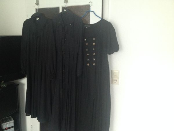 42409985b968 Kleid Trachtenkleid Gr.44 Dirndl Leinenkleid Gr, 42neues Kleid Gr ...