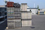 354 m² gebrauchtes Baugerüst Gerüst