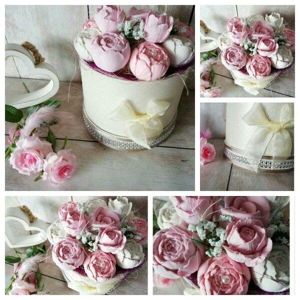 Duftstein Geschenkidee Blumen
