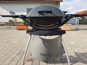 Weber Elektrogrill Q 240 Johann Lafer Edition : Weber grill grillen in riedstadt haushalt möbel gebraucht