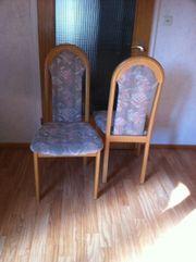 LÜBKE Esszimmerstühle 6