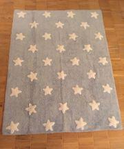 Handgemachter Kinder-Teppich Lorena Canals 120
