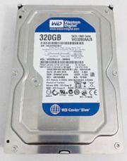 Festplatte Western Digital WD3200AAJS 320GB