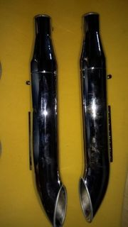 Sidepipes AME AUS 153