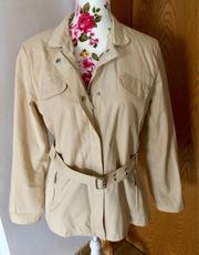 Trenchcoat beige Gr M 40