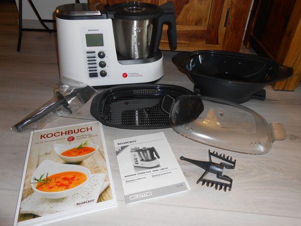 SILVERCREST Küchenmaschine in Weinstadt - Haushaltsgeräte, Hausrat ...