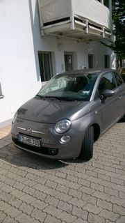 Fiat 500 Benziner