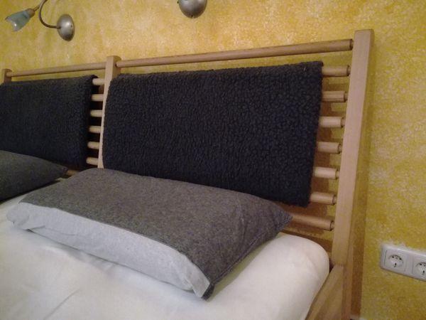 Ikea Sorum Bett 180x200 Stabil Und Gepflegt Echtholz Kiefer