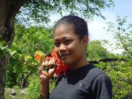 philippinische Frauenfotos