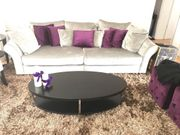 RAHAUS Designer Sofa inkl Kissen -