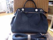 Damenhandtasche dunkelblau