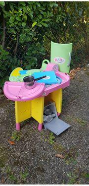 Kinderküche Spielküche baby-born