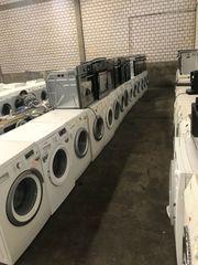 Waschmaschine E-Herd,
