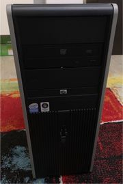 HP Office Arbeits Gaming Computer