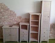 Badmöbel Holz, gebraucht
