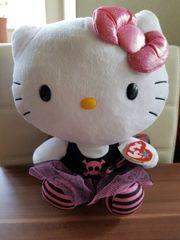 Hello Kitty Plüschtier - L - Punk