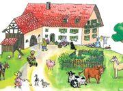 Bauernhof, Reitanlage, Resthof